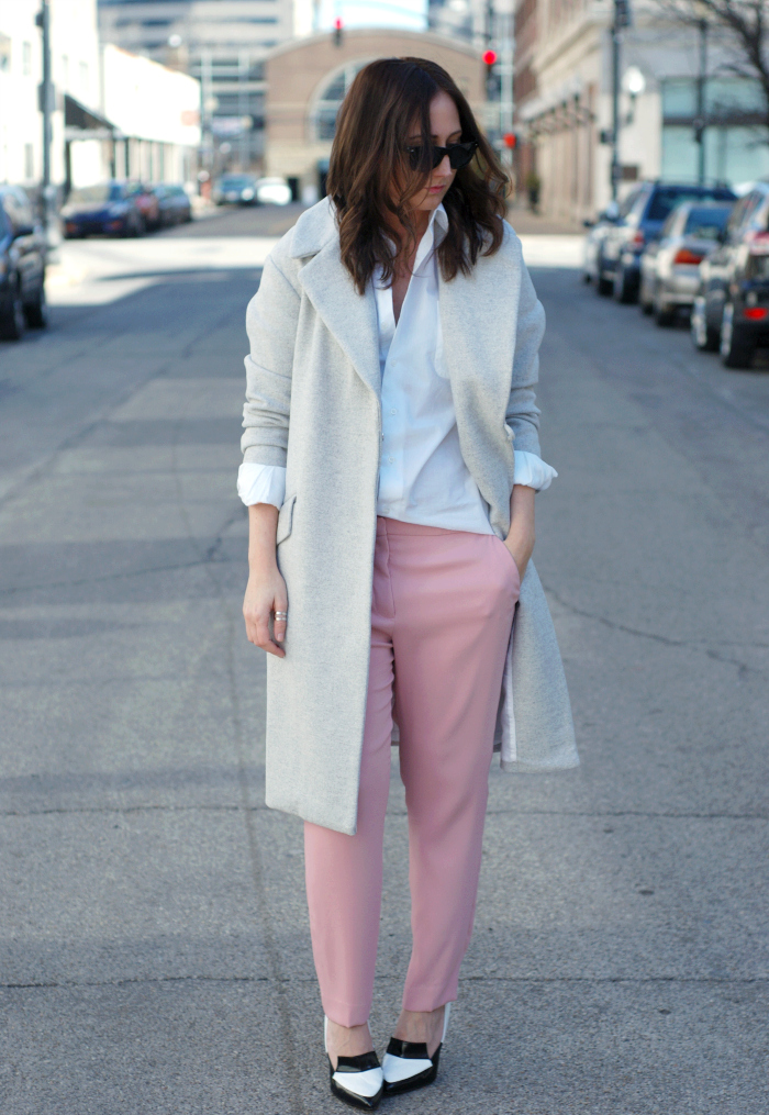 pastel trend street style