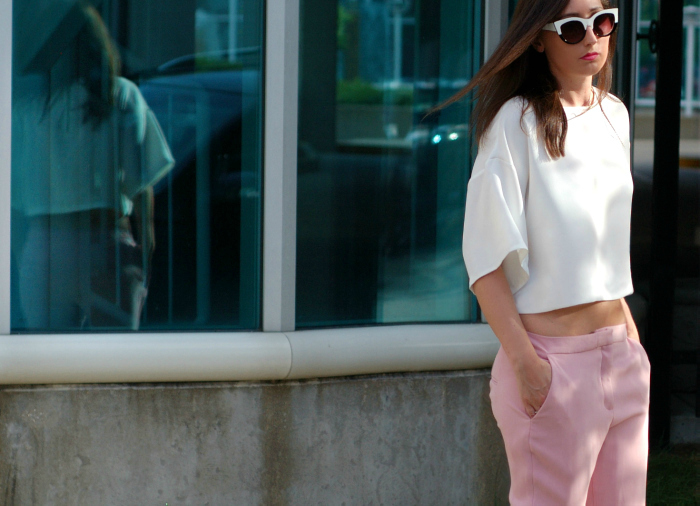pink trousers 0 new 3