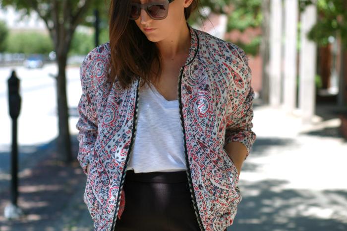 bomber jacket 1 new
