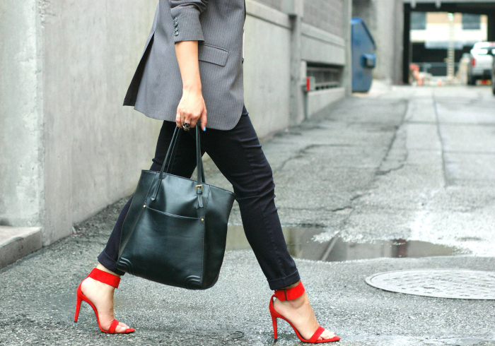 red heels newest