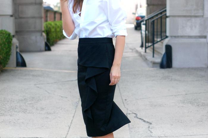 ruffle skirt 7 new 6