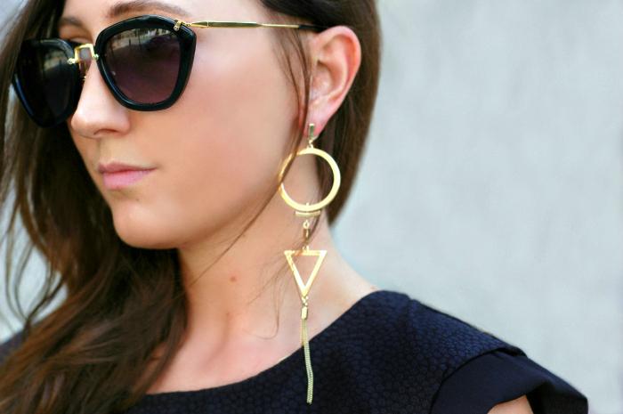 single earring trend 2014 1n