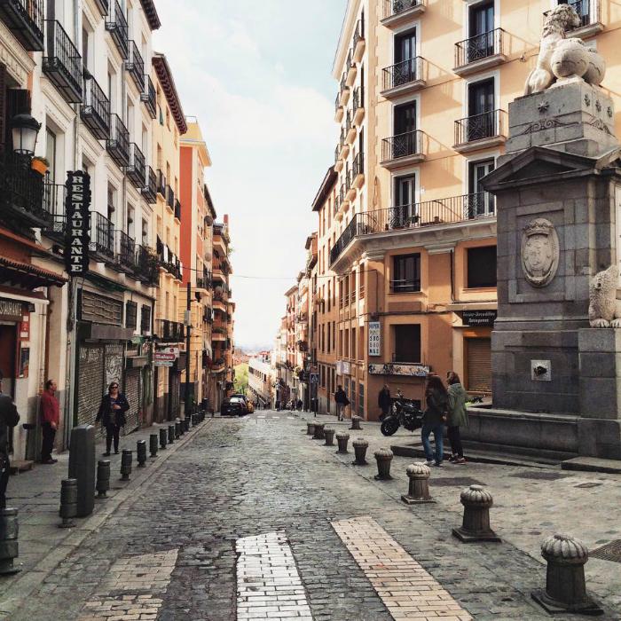 madrid blog 1