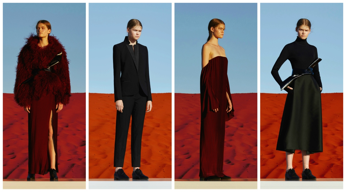 dion lee collage