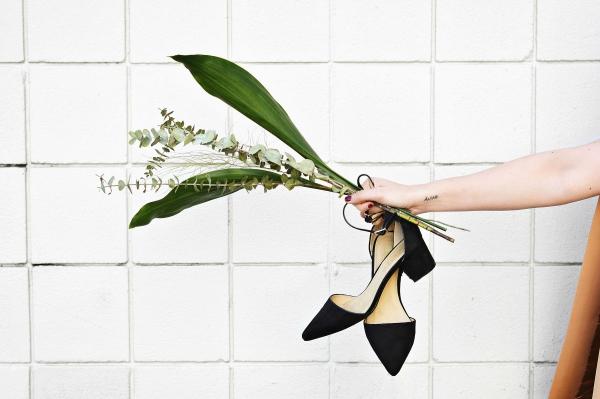 kitten heels trend