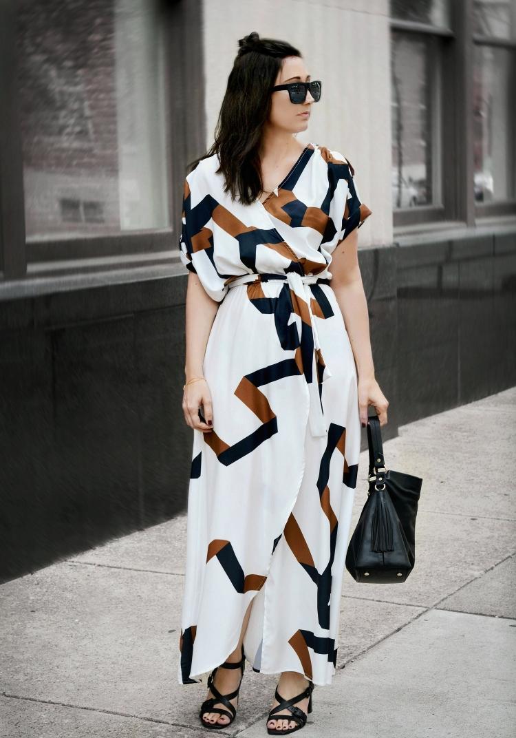 maxi dress style