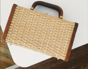 straw bag fashion 2018